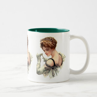 Night at the Opera Two-Tone Coffee Mug