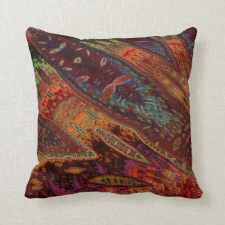 Night bazaar American MoJo Pillow Throw Cushion