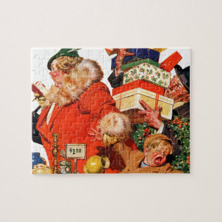 Night before Christmas Puzzle