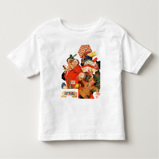Night before Christmas Toddler T-Shirt