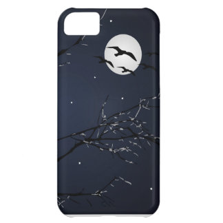 Night Birds Landscape iPhone 5C Case