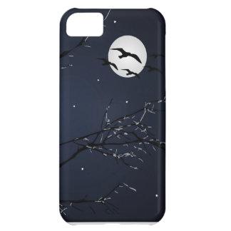 Night Birds Landscape iPhone 5C Case