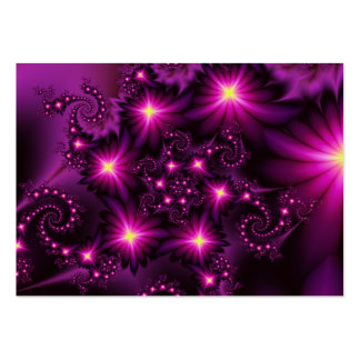Night bloom large business cards (Pack of 100)