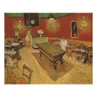 Night Cafe by Vincent van Gogh Poster