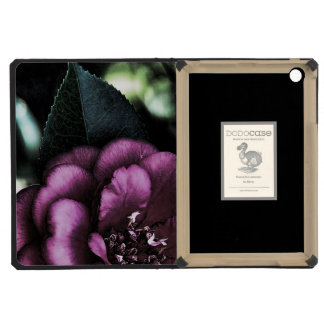 Night Camellia iPad Mini Retina Covers
