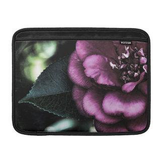 Night Camellia MacBook Air Sleeve