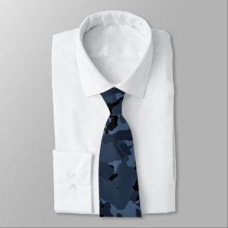 Night Camo Tie