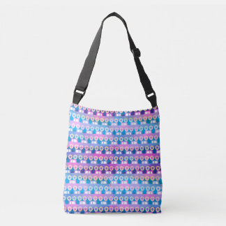 Night Car Traffic Pattern Tote