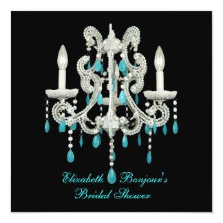 Night Chandelier ~ Invitation
