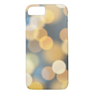 Night city blur illumination lights iPhone 7 case