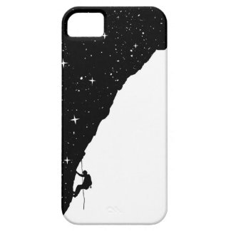 night climbing iPhone 5 cover