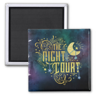 Night Court magnet