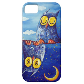 Night Day Owls iPhone 5 Cover