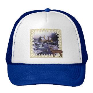 Night Deer Hats
