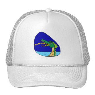night dragon mesh hat