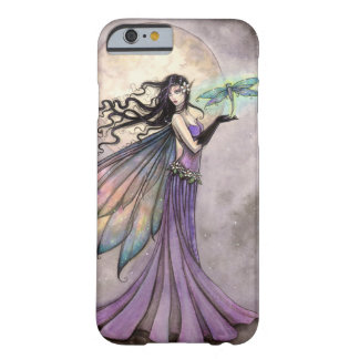 Night Dragonfly Fairy Fantasy Art Barely There iPhone 6 Case