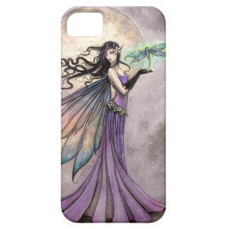 Night Dragonfly Fairy Fantasy Art iPhone 5 Cover
