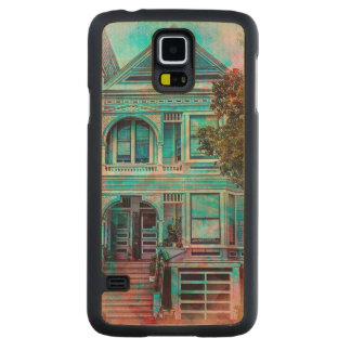 Night Dreams for a MissionDistrict Victorian sfc Maple Galaxy S5 Case