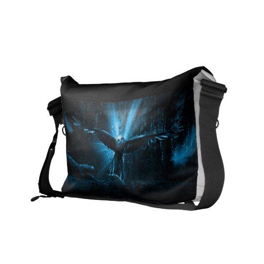 Night Eagle Commuter Bag