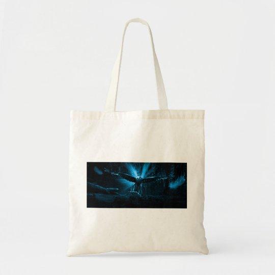 Night Eagle Tote Bag