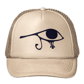 Night Eye of Horus Mesh Hats