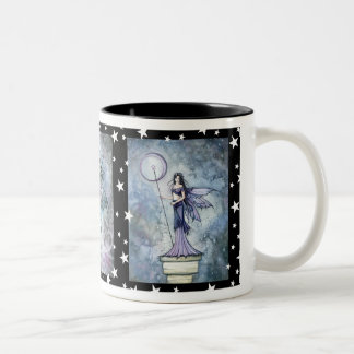 Night Fairies Trio Coffee Mug by Molly Harrison
