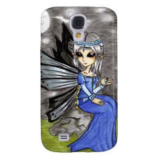 Night fairy galaxy s4 case