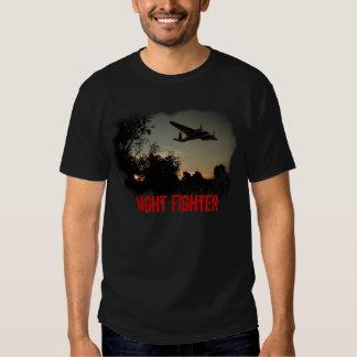 Night Fighter Tee Shirt