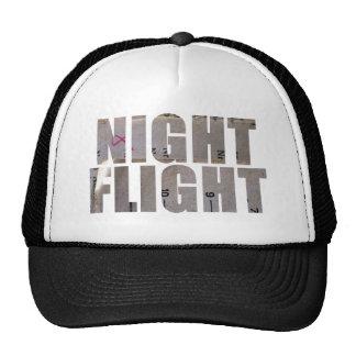 Night Flight Mesh Hat