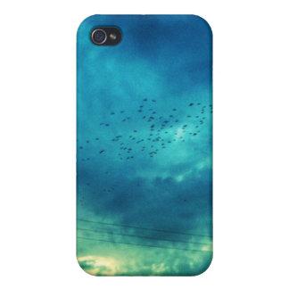 Night Flight iPhone 4 Covers