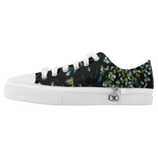 Night Flight Low Tops Printed Shoes