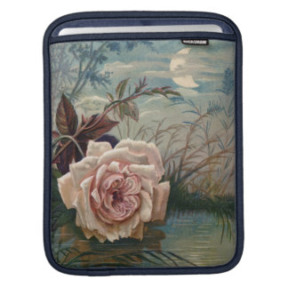 Night Flower iPad Sleeve