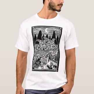 Night-Gaunts - White T-Shirt