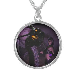 Night Glow Custom Necklace