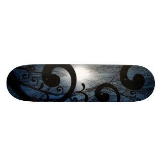 Night grinder skate decks