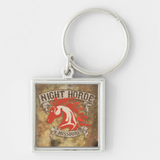 Night Horde Missouri Keychain
