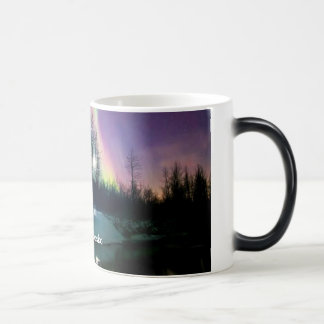 Night in Alaska - Morphing Mug