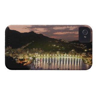 Night in Rio de Janeiro, Brazil Case-Mate iPhone 4 Cases