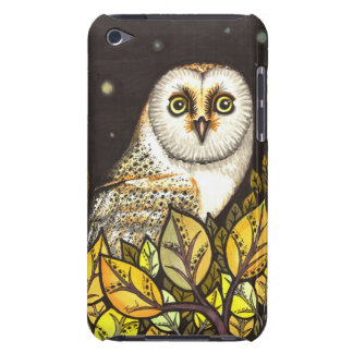 Night is full of wonders - barn owl iPod touch covers
