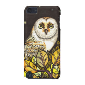 Night is full of wonders - barn owl iPod touch (5th generation) cases