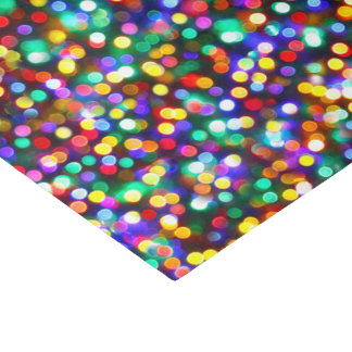 Night Lights Birthday Wishes Tissue Paper