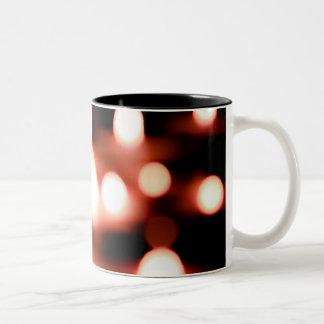 Night Lights Mag Two-Tone Coffee Mug