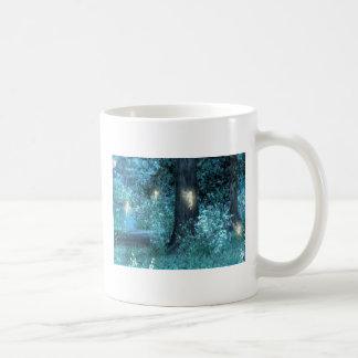 Night Magic fairy flight mug