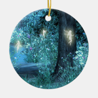 Night Magic fairy flight Orniment Christmas Ornament