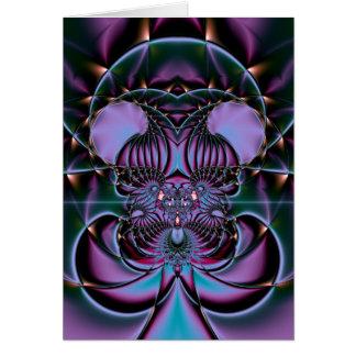 night magic: metamorphosis greeting card