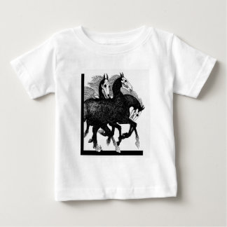 Night Mares Baby T-Shirt