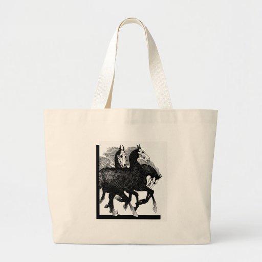 Night Mares Tote Bag