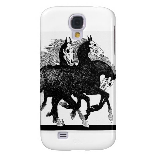 Night Mares Galaxy S4 Covers