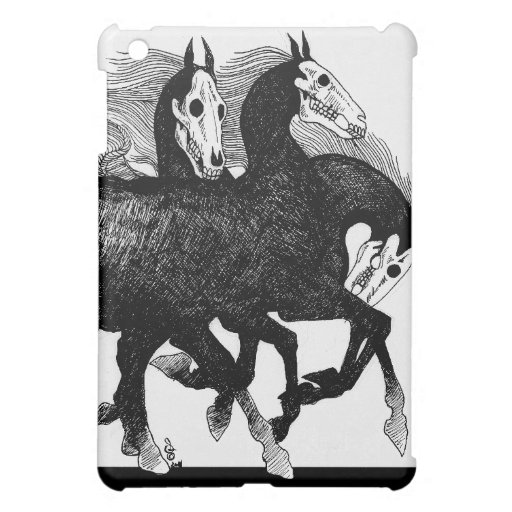 Night Mares Cover For The iPad Mini
