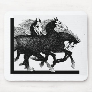 Night Mares Mouse Pafd Mousepads